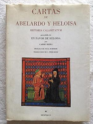 Cartas de Abelardo y Heloisa: Carme Riera