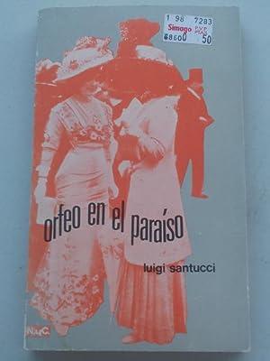 Orfeo en el paraíso: Santucci, Luigi