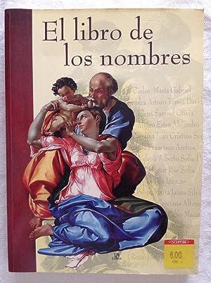 El libro de los nombres: Luis T. Melgar
