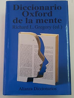 Diccionario Oxford de la mente: Richard L. Gregory