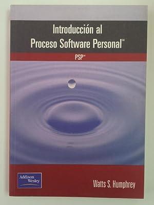 Introducción al proceso software personal: Watts S. Humphrey
