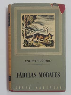 Fabulas morales: Esopo y Fedro