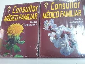 Consultor médico familiar. Plantas medicinales. 2 Tomos
