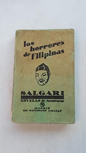 Los horrores de Filipinas: Emilio Salgari