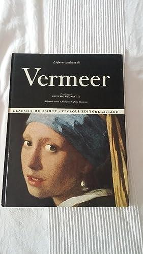 L opera completa di Vermeer: Giuseppe Ungaretti