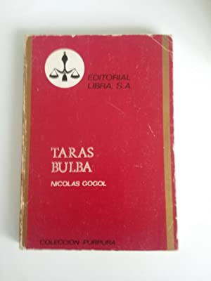 Taras bulba: Nicolas Gogol
