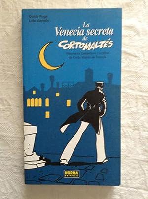 La Venecia secreta de Corto Maltés: Guido Fuga/Lele Vianello