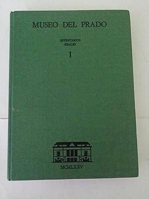 Inventarios Reales. Museo del Prado. Testamentaría del: Gloria Fernandez Bayton