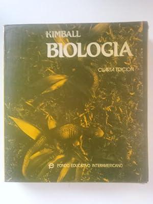 Biología: Kimball, John W.