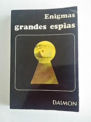 Enigmas: grandes espias: Roger Gheysens. Jacques