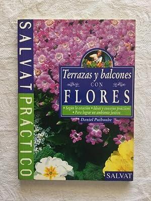 Terrazas Y Balcones Con Flores