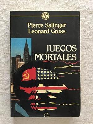 Juegos mortales: Pierre Salinger/Leonard Gross