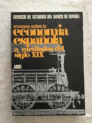 Ensayos sobre la economía española a mediados: Gabriel Tortella Casares