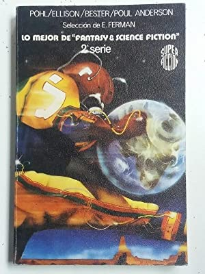 Lo mejor de Fantasy & science Fiction 2ª serie