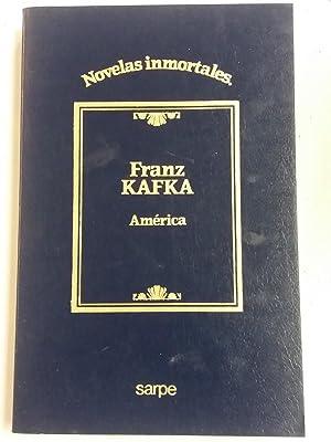 América: Franz Kafka
