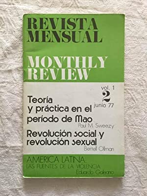 Monthly review. Revista mensual vol. 1, 2