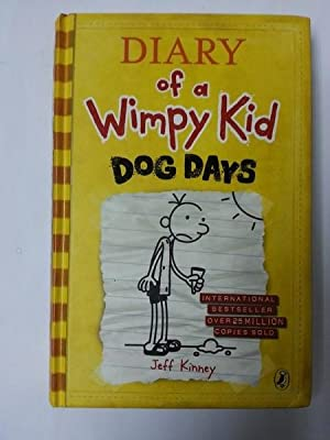 Dog days. Diary of a wimpy kid