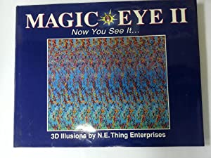 Magic eye. Now you see it.Tomo 2