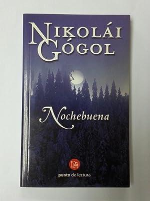 Nochebuena: Nikolai Gogol