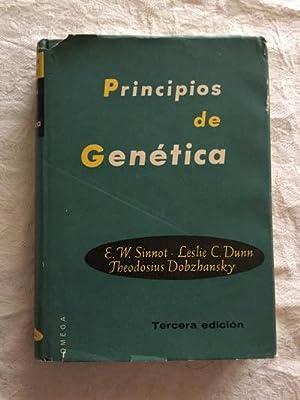 Principios de genética: E.W. Sinnot, Leslie