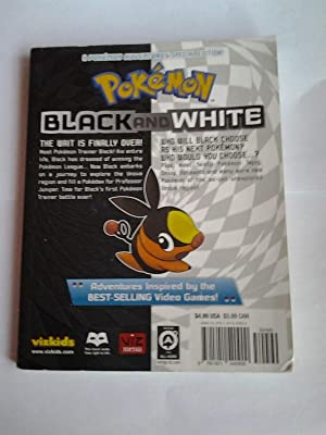Pokemon. Black and white. 1