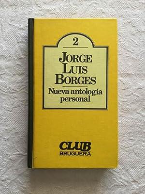 Nueva antología personal: Jorge Luis Borges