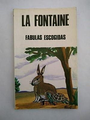 Fabulas escogidas: Jean de La