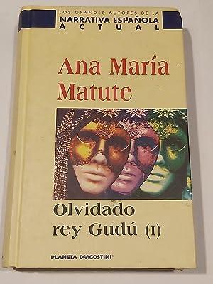 Olvidado rey Gudú, I: Ana María Matute