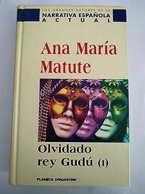 Olvidado rey Gudú (1): Ana Maria Matute