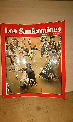 LOS SANFERMINES: AZPILICUETA, Luis y