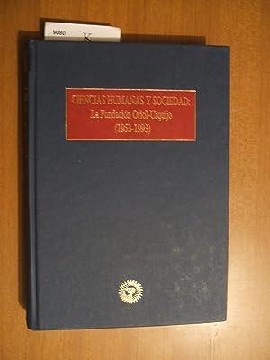 Ciencias humanas y sociedad: La Fundación Oriol-Urquijo (1953-1993): Fundación