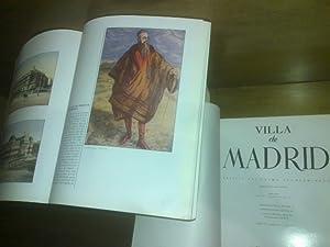 """Revista """"VILLA DE MADRID"""". Revista del Excmo. Ayuntamiento.: AA.VV."""