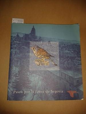 PASEO POR LA FAUNA DE SEGOVIA.: ORIA MARTIN, Javier