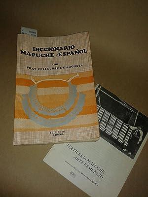 DICCIONARIO MAPUCHE - ESPAÑOL por ---: FRAY FELIX JOSE