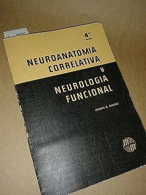 NEUROANATOMIA CORRELATIVA Y NEUROLOGIA FUNCIONAL.: CHUSID, Joseph G.