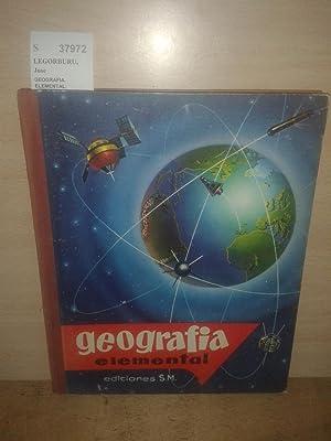 GEOGRAFIA ELEMENTAL. Apropiada para el cuatro grado: LEGORBURU, Jose