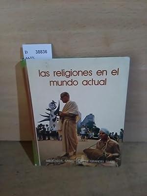 LAS RELIGIONES EN EL MUNDO ACTUAL: AA.VV.