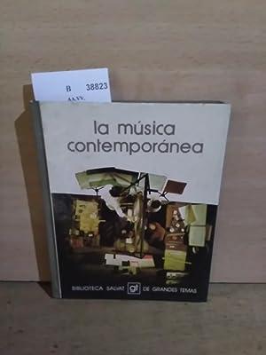 LA MUSICA CONTEMPORANEA: AA.VV.