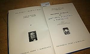 PRINCIPIOS GENERALES DE HISTORIA, ECONOMIA Y SOCIOLOGIA.: MORAZE, Charles