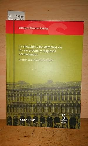 LA SITUACION Y LOS DERECHOS DE LOS: VILLA GIL, Luis