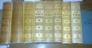 LOS TOROS. TRATADO TECNICO E HISTORICO (6: COSSIO, Jose Maria
