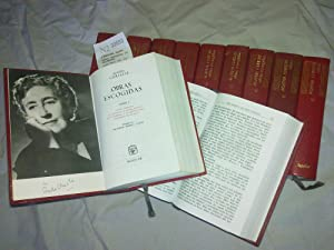OBRAS ESCOGIDAS (2 VOLUMENES): CHRISTIE, Agatha