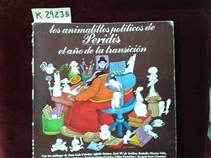LOS ANIMALILLOS POLITICOS DE PERIDIS. EL AÑO: PERIDIS