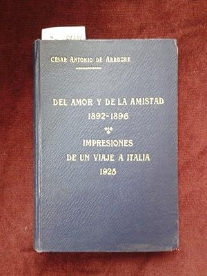 DOS ENSAYOS DE PSICOLOGIA DEL SENTIMIENTO A)FILOCALIA: ARRUCHE, Cesar Antonio