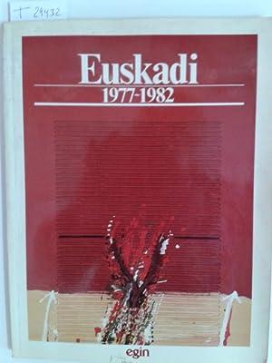 EUSKADI 1977-1982. EGIN. En el quinto aniversario del nacimiento de Egin.: AA.VV.