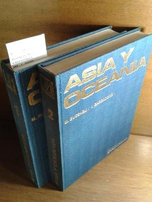 ASIA Y OCEANIA. (DOS VOLUMENES): BUSSAGLI, M. y