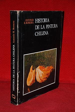 Historia de la Pintura Chilena: Antonio Romera