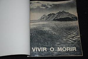 Vivir o Morir. El drama de los resucitados de las nieves: Alfonso Alcalde