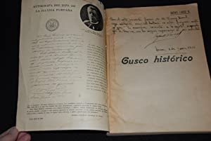 Cusco Histórico: Rafael Larco Herrera. Fotos de Martín J. Chambi y Juan Manuel Figueroa ...