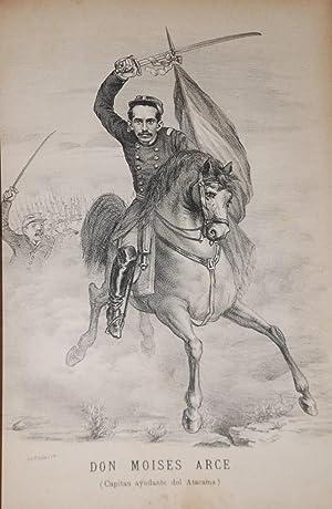 El Album de la gloria de Chile: Homenaje al Ejército i Armada de Chile en la memoria de sus ...